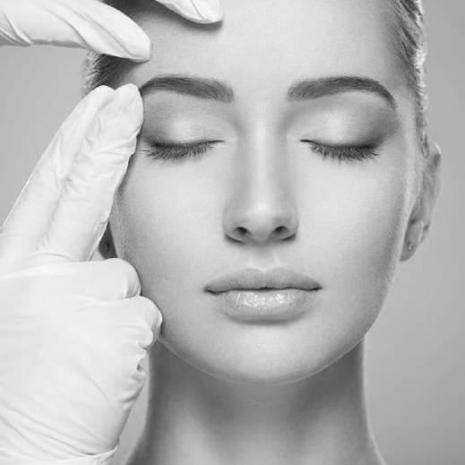 Eyelid surgery in Cardiff